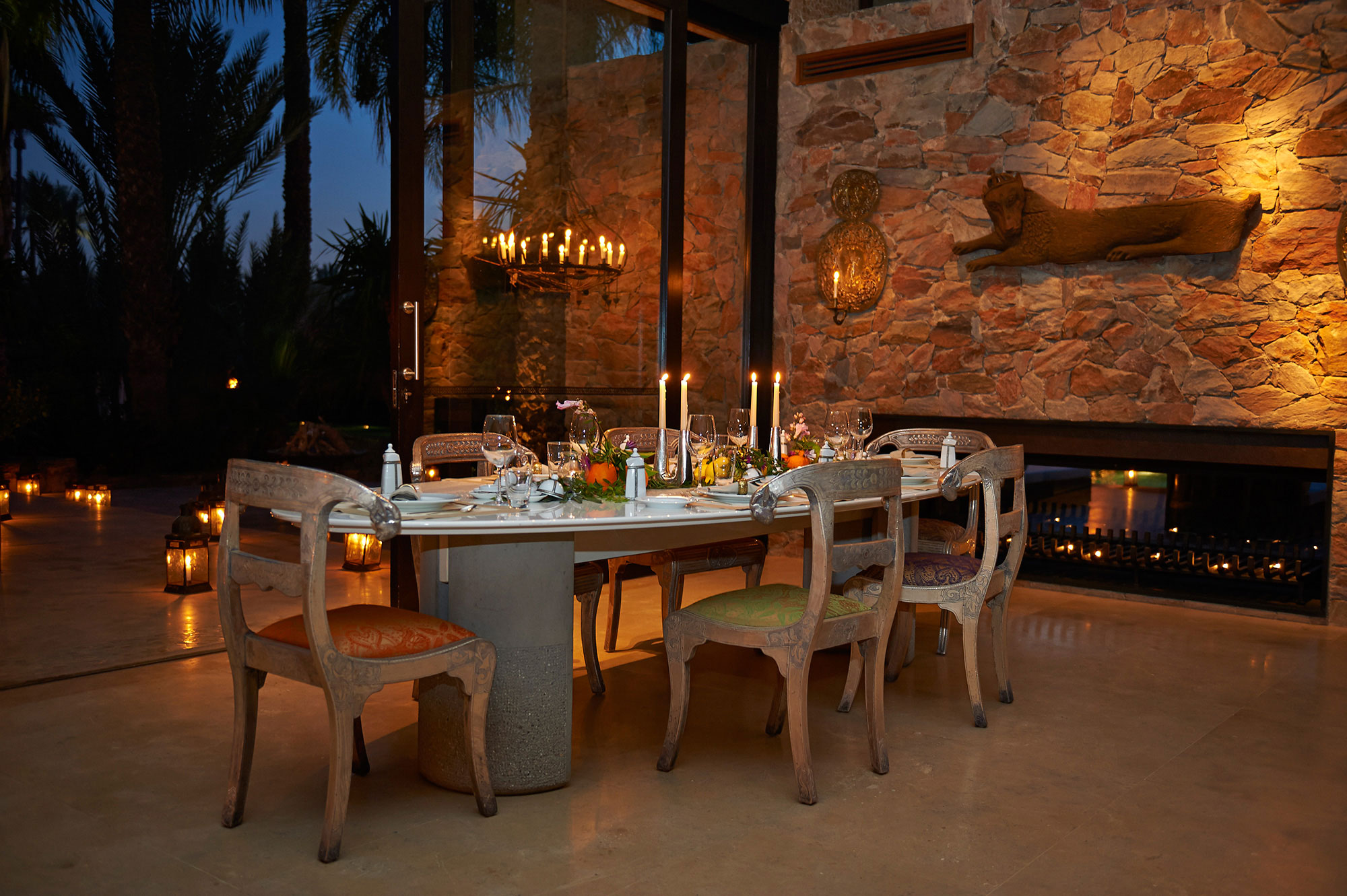 Dar JL Hotel Marrakech Morocco 36