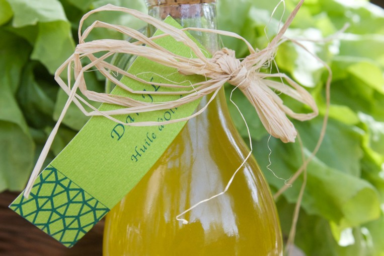 Homemade Olive Oil from Dar JL